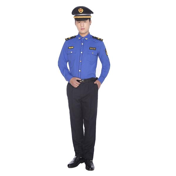 周口执法制服